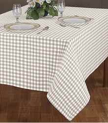 Dobby Design Table Cloth