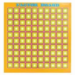 Factor Board - Math Product