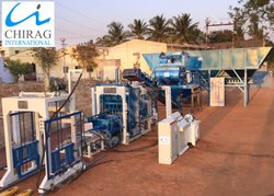 Chirag Immense Technology Multi Material Brick Machine
