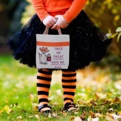 Cotton Printed Kids Gift Kids Tote Bag