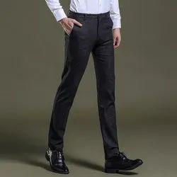 BCI Cotton Mens Slim Fit Trousers