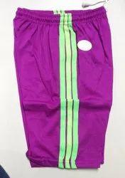 Casual Wear Plain Kids Hosiery Short