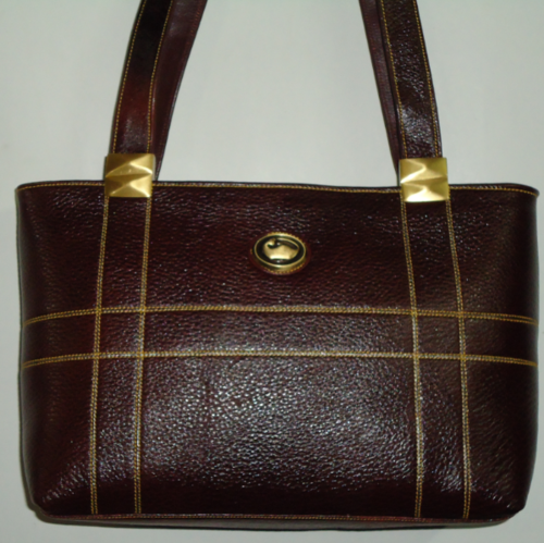 05b3fd369420 Leather Ladies HandBags - Leather Ladies Professional Handbags Manufacturer  from Chennai