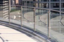 Glass Steel Railing