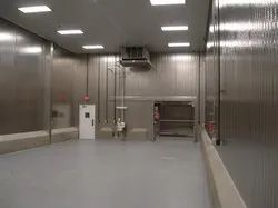 Cold Storage Construction Service