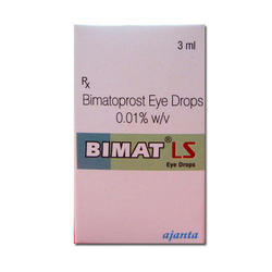 Bimatoprost Eye Drops 0.01% W/V