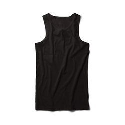e3acc3e7f90242 Men s Cotton Black Tank Top