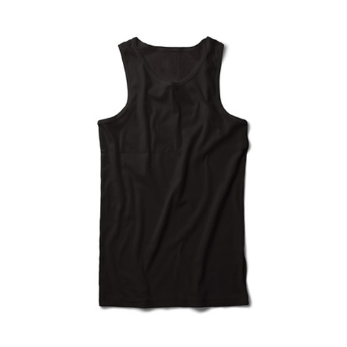 7d9384acccf9d Men  s Cotton Black Tank Top