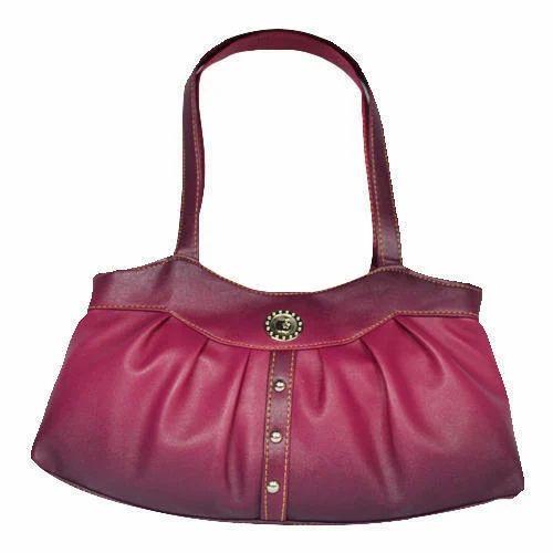 Rexine Ladies Fancy Handbag cdeb7b2f22ad8