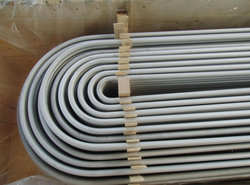 321 Stainless Steel Seamless U-Tubes