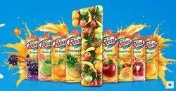 Dabur Real Juice 1 Ltr, Packaging Type: Tetra Pack