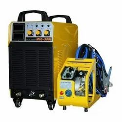Weltronix MIG 500i Welding Machine