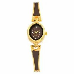 Ladies Oval Analogue Wrist Watches