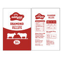 Diamond Cattle Feed Pellets