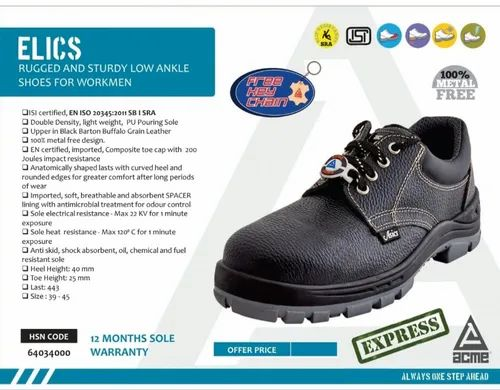 acme elics electrical safety shoes