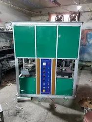 Fully Automatic Thali Double Die Making Machine