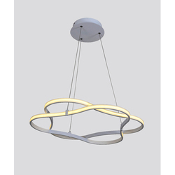 Cool White LED Hanging Light, 12-24 W