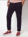 Mens Printed Trouser