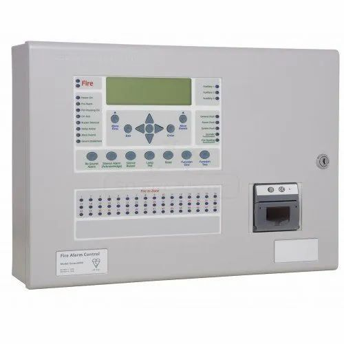 Expandable Analogue Addressable Fire Alarm Panel for Industrial