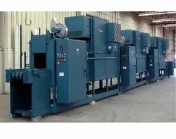 Electric Automatic Industrial Conveyor Oven, Capacity: >3000 Kg