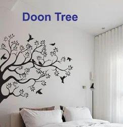 Big Stencils Doon Tree
