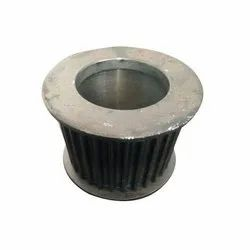 Motorized Mild Steel Timing Pulley, for Industrial, Automative
