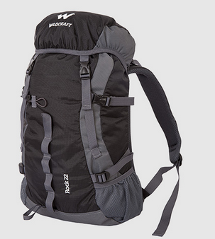 Hiking Pack Rock 30l - Grey at Rs 2449 /piece | Hiking Packs ...