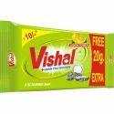 Vishal Solid Lemon Dish Wash Bar, Packaging Type: Box, Packaging Size: 60 Piece