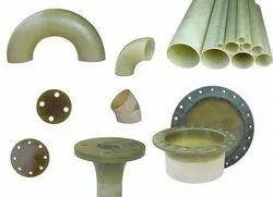 FRP /GRP Pipes & Fittings