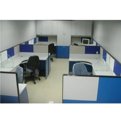 KO-CU-001 Office Workstation