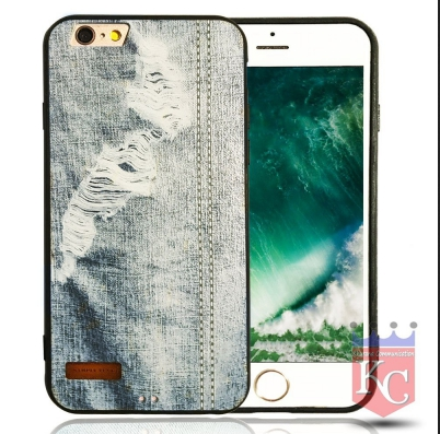 online store 05111 3075a 3d Printed Stylish Rugged Jeans Boys Back Cover Iphone 6 Blue