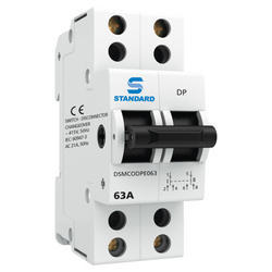 Three Phase Higher Rating MCB Changeover DP 63A