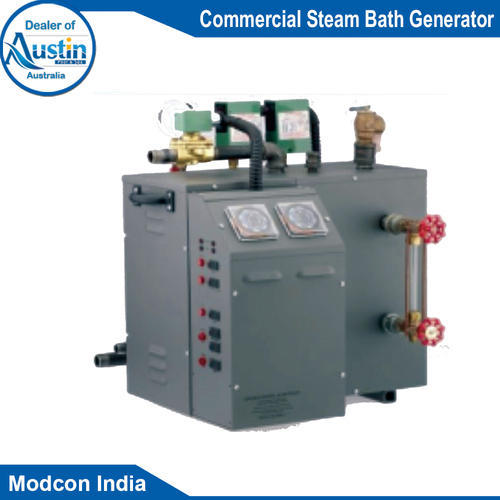 Austin Commercial Steam Bath Generator, for Household and Spa