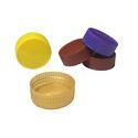 Brown 38mm Plastic Cap