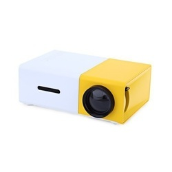 Lumens LCD Projector Speed YG 300 600