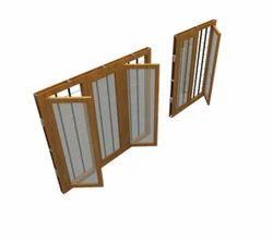 Wooden Steel Windows