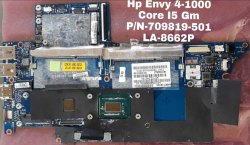 HP Envy Motherboard