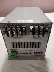NHP 24V, 20A Genset Battery Charger, Model Number: 2420, Output Voltage: 24 V Dc