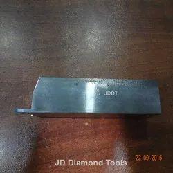 PCD Grooving Tool