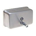 Soap Dispensers Silver