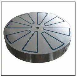 Permanent Magnetic Chuck Circular