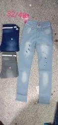 Regular Ladies Denim Jeans
