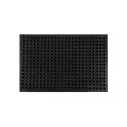 Black Shock Absorbing Floor Mat