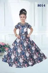 Kids Indian Gowns for Girls