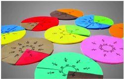 Non Magnetic Fraction Disk