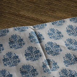 GOTS Certified Organic Cotton Printed Fabric
