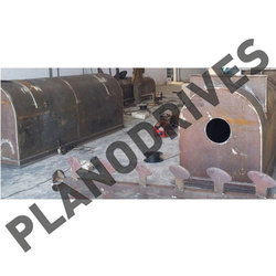 Stainless Steel and MS Magma Mixers, Capacity: 2 Ton, Semi-Automatic