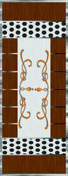 PD017 Digital Printed PVC Texture Door