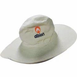 627d9eb550b Albion Cotton Cream White Cricket Hat