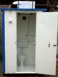 FRP WC Toilet Cubicles